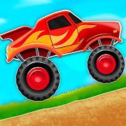 Monster Truck Games-Free Kids Games