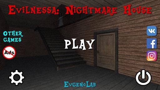 Evilnessa: Nightmare House screenshots 1