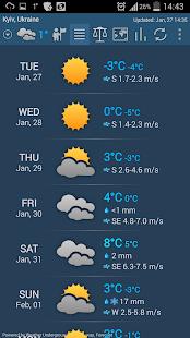 Weather ACE 1.12.32 Screenshots 3