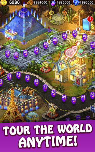 Magica Travel Agency: Match 3 Games, Jigsaw Puzzle  screenshots 4