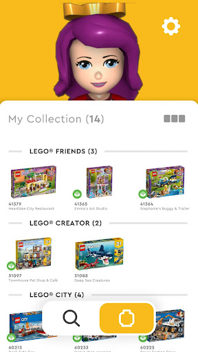 LEGOu00ae Building Instructions 2.1.0 screenshots 3