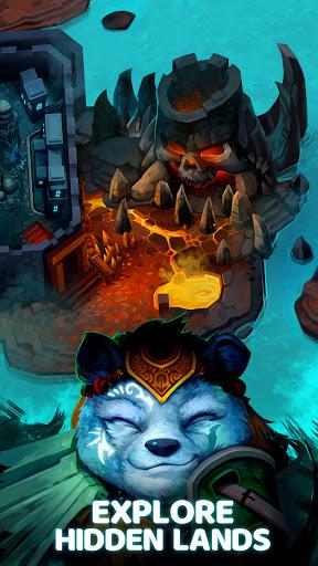 Battle Bouncers: Legion of Breakers! Brawl RPG 1.17.0 screenshots 7