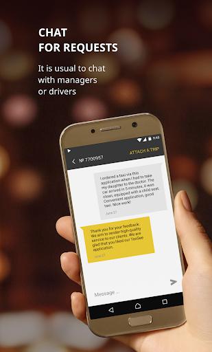 Taxsee: taxi order  Screenshots 5