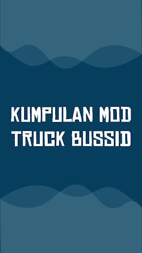 Mod Truck Bussid Terlengkap V3.3 2020 Screenshot 2
