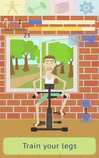 Muscle clicker: Gym game 1.4.5 screenshots 6