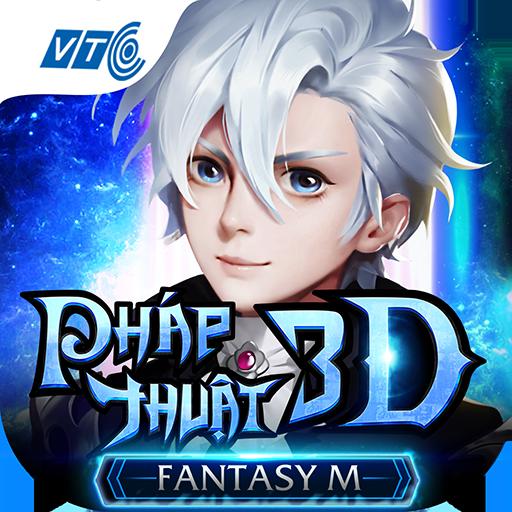 Pháp Thuật 3D – Fantasy M - VTC