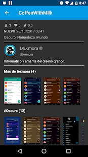 Temas para Telegram Screenshot