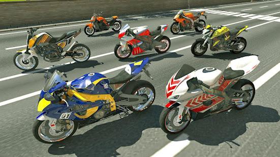 Drag Bike Racers screenshots 3