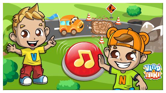 Vlad and Niki: Piano Kids screenshots 8
