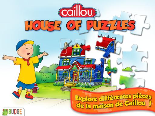 Télécharger gratuit Caillou maison de puzzles APK MOD 1