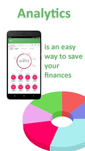 Cubux: Budget planner,finance tracker with sync