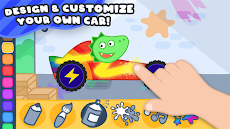 Racing Cars for Kidsのおすすめ画像2