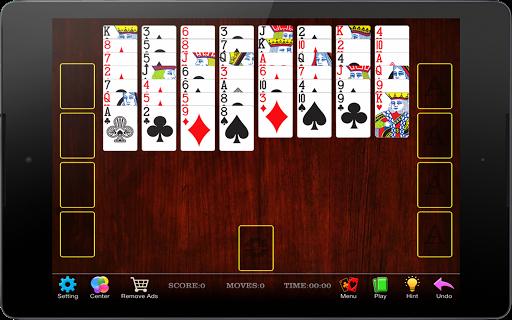 Solitaire Card Games HD screenshots 11