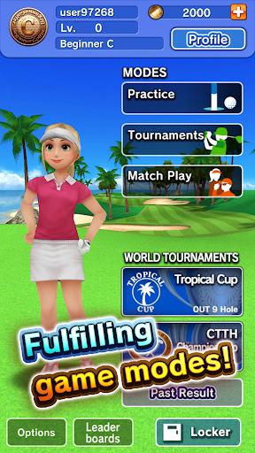 Golf Days:Excite Resort Tour screenshots 3