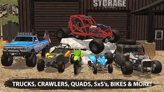 Offroad Outlaws (MOD, Unlimited Money) 1