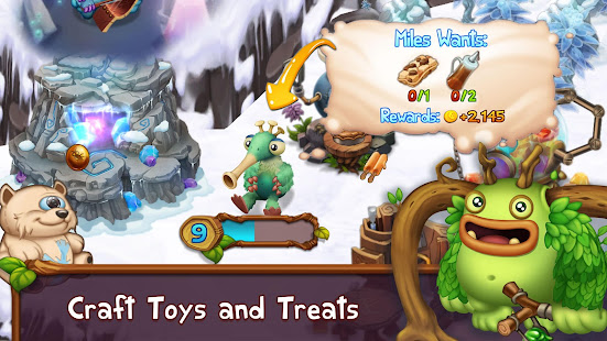 My Singing Monsters: Dawn of Fire screenshots 2