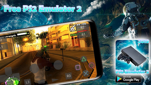 Free Pro PS2 Emulator 2 Games For Android 2019  Screenshots 2