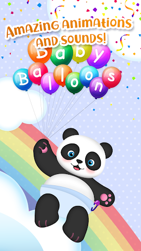 Baby Balloons pop  screenshots 23