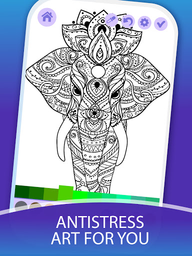 Best Coloring pages For Adults 3.6 screenshots 12