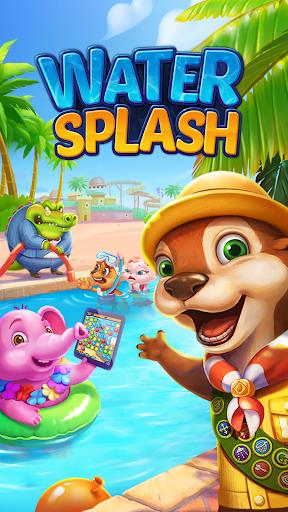 Water Splash - Cool Match 3 1.7.2 screenshots 6