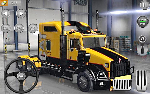 American Cargo Truck Simulator : Truck Driving Sim 1.1 screenshots 18