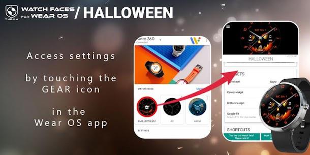 Halloween Watch Face Apk Download 3