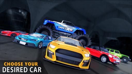 Mega Ramp Car Stunt Racing Games - Free Car Games screenshots 7