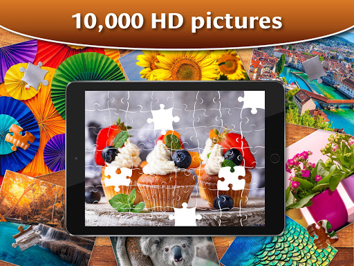 Jigsaw Puzzles Collection HD - Puzzles for Adults apktram screenshots 8