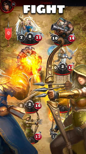 Card Heroes - CCG game with online arena and RPG modavailable screenshots 3