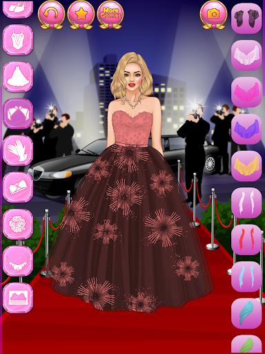 Red Carpet Dress Up Girls Game 1.4 Screenshots 12