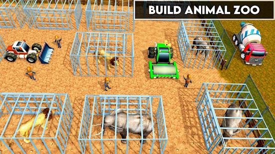 Zookeeper Simulator: Planet Zoo game 1.0.1 Screenshots 3
