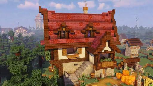 Craft Pixel Art Rain - Creative building  screenshots 4