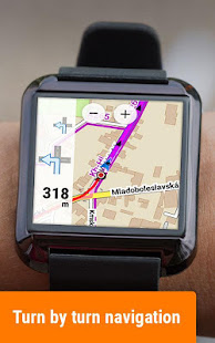 Locus Map Watch - outdoor navigation on your wrist