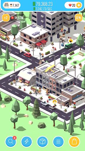 Idle Island - City Building Idle Tycoon 1.11 screenshots 4