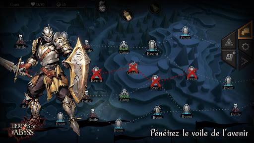 Télécharger Heroes of Abyss apk mod screenshots 4