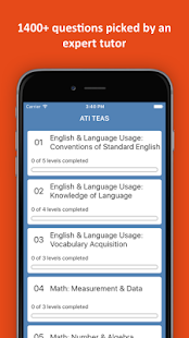 ATI® TEAS 6 Practice Test 2019 Edition