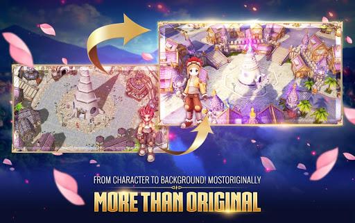 Land Of ROM RPG - New MMORPG  screenshots 1