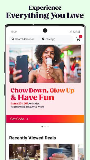 Groupon - Shop Deals, Discounts & Coupons screenshots 4
