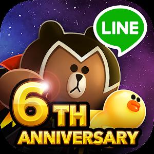 A LINE RangersAttack on Titan tower defense RPG! 7.1.0 by LINE Corporation logo