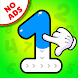 Tracing Numbers 123 & Counting Game for Kids - Androidアプリ