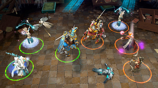 Strategy of Discorduff0dTurn Based RPG games offline  screenshots 9