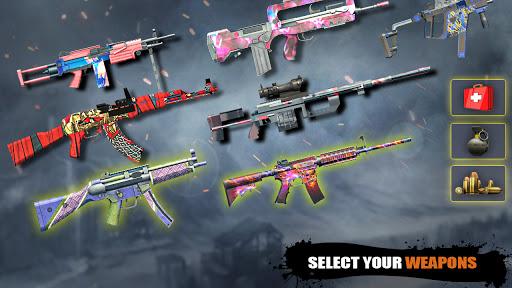 offline shooting game: free gun game 2021 Apkfinish screenshots 13