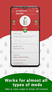 Medica: Medication Reminder, Pill Tracker & Refill (PREMIUM) 8.1.1 Apk 2