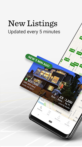 Redfin Real Estate: Search & Find Homes for Sale  Screenshots 1