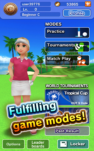 Golf Days:Excite Resort Tour screenshots 19