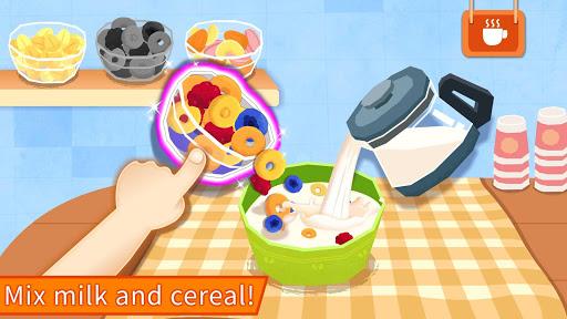 Baby Panda's Cooking Restaurant apkdebit screenshots 2