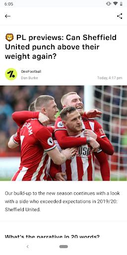 OneFootball - Soccer Scores 13.8.0 screenshots 2