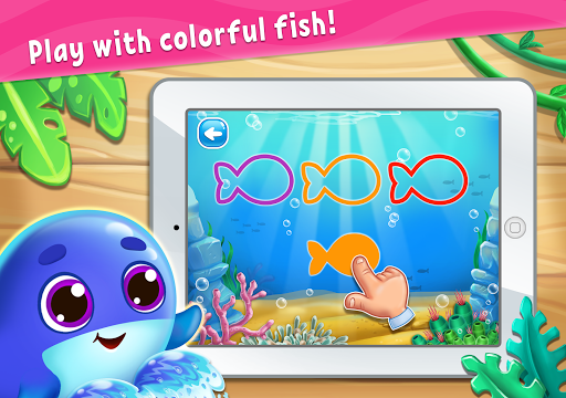 Colors for Kids, Toddlers, Babies - Learning Game 4.0.16 screenshots 9