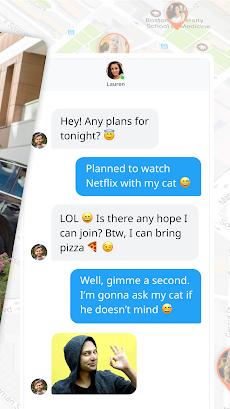 Meetville - Dating, Chat & Meet New Peopleのおすすめ画像4