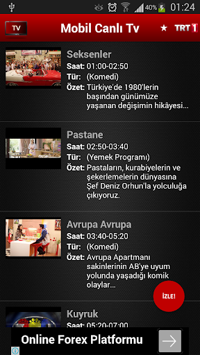 Mobil Canlu0131 Tv  Screenshots 5